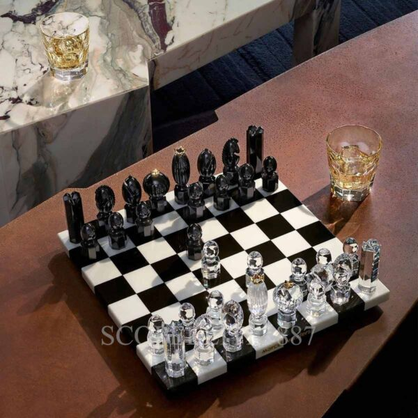 baccarat chess game luxury