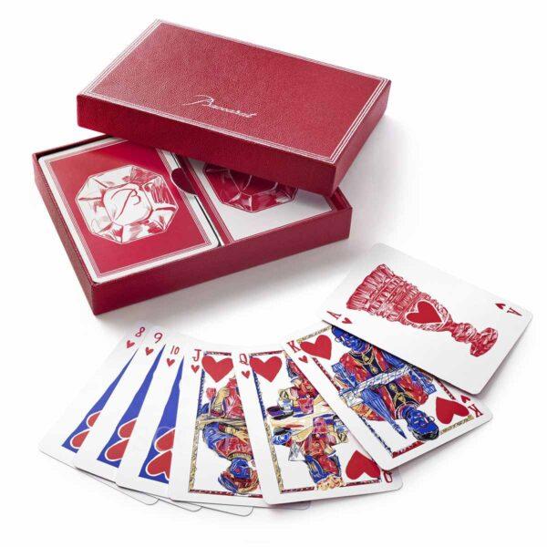 baccarat poker card game