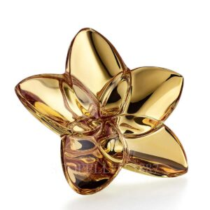 baccarat the bloom collection gold