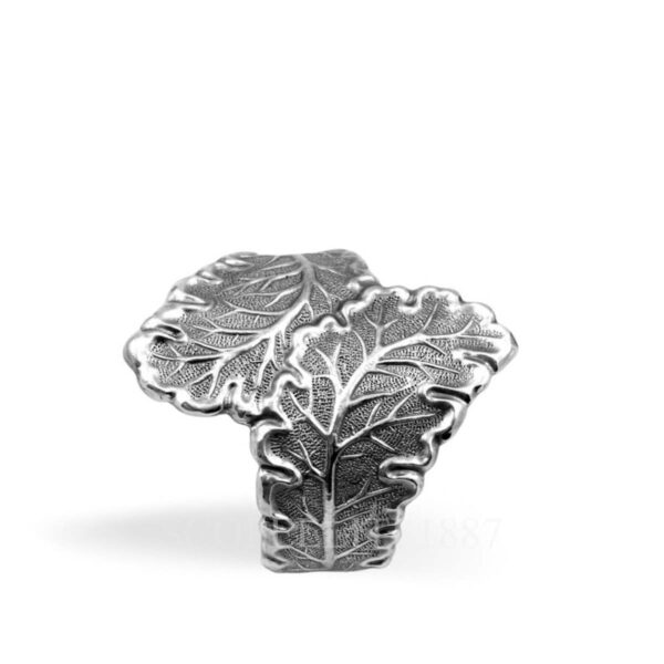 buccellati sterling silver bracelet oak tree blossoms