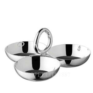 christofle vertigo bowl large