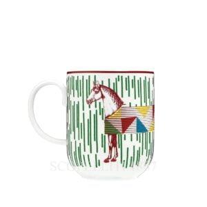 hippomobile hermes mug green