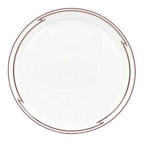 hermes rythme rouge tart platter