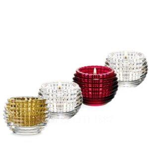 baccarat crystal eye votive gift set