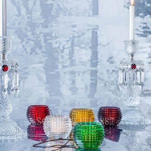 baccarat crystal candles