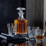 baccarat harcourt 1841 whisky tumblers