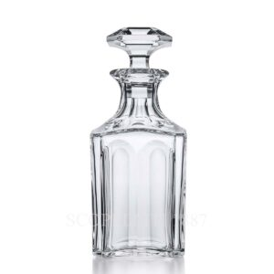 baccarat harcourt 1841 whisky decanter