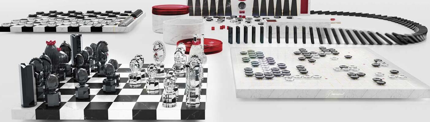 baccarat luxury board game sets