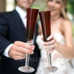 baccarat flute champagne mille nuits flutissimo red