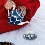 hermes bleu d'ailleurs teapot