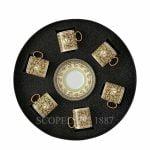 versace barocco mosaic 6 espresso gift set
