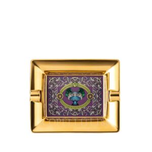 versace barocco mosaic ashtray 13 cm
