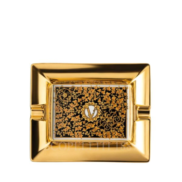 versace barocco mosaic ashtray 16 cm