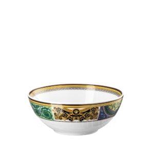 versace barocco mosaic cereal bowl