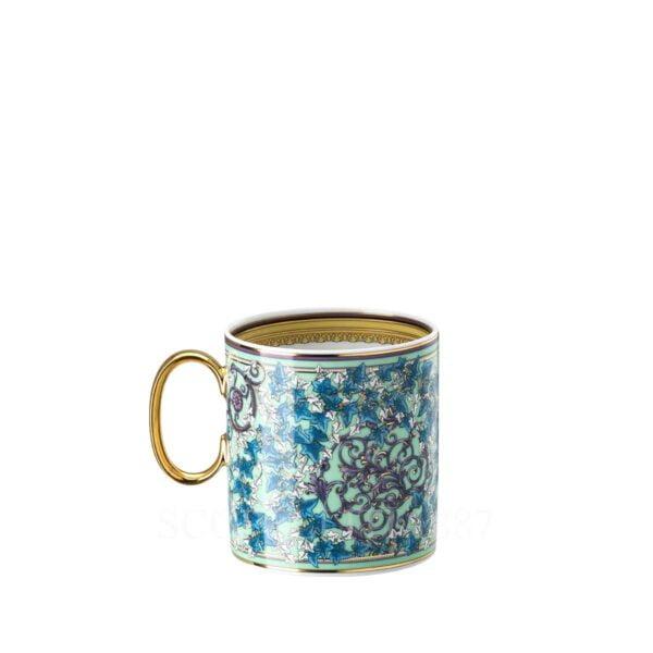 versace barocco mosaic coffee cup