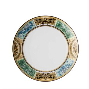 versace barocco mosaic dessert plate 21 cm