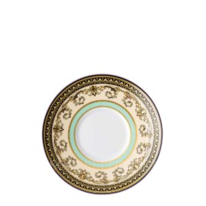 versace barocco mosaic espresso saucer