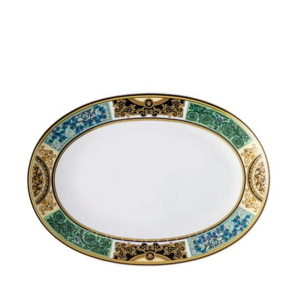 versace barocco mosaic platter 33 cm
