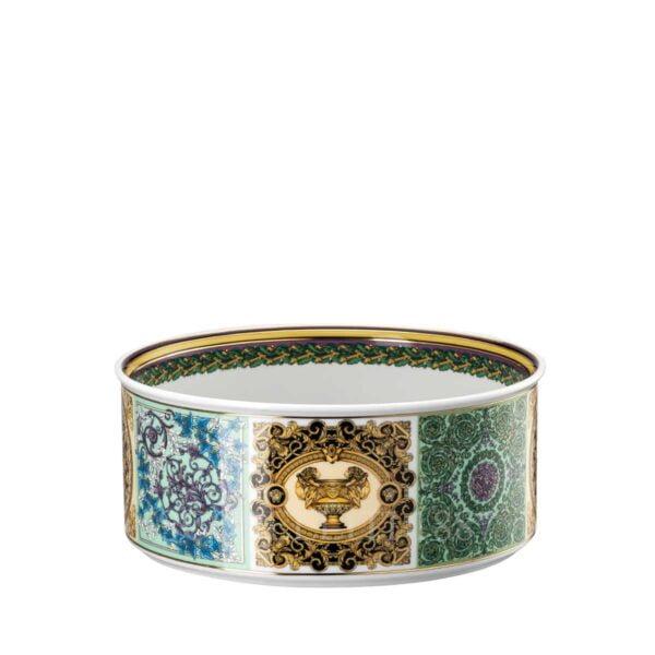 versace barocco mosaic salad bowl 19 cm