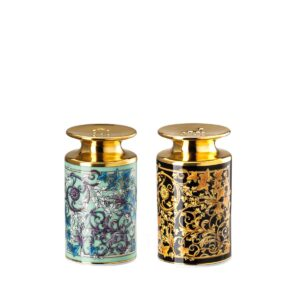 versace barocco mosaic salt and pepper shaker