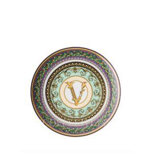 versace barocco mosaic small plate 17 cm