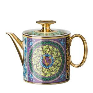 versace barocco mosaic teapot