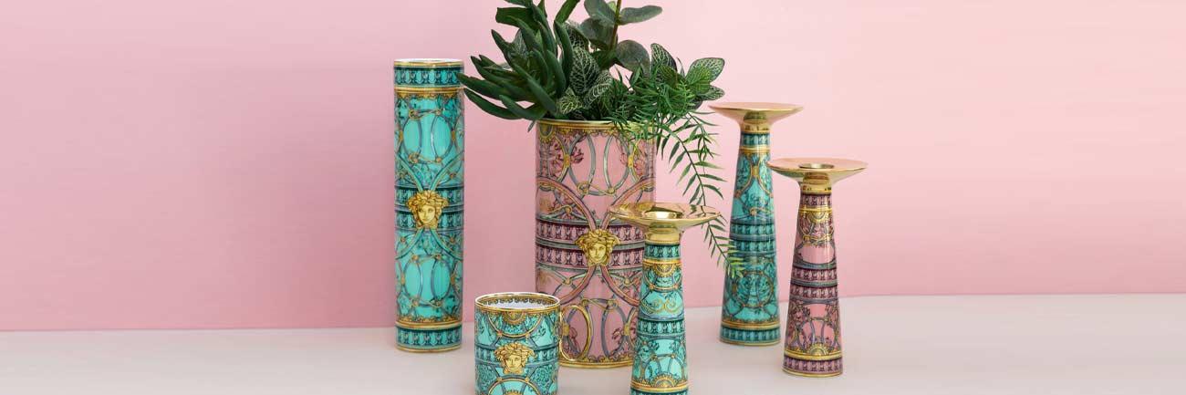 versace vases