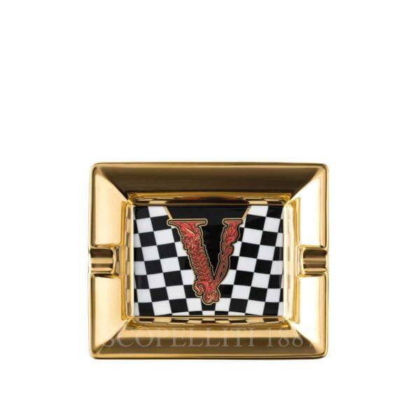 versace virtus ashtray