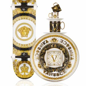 versace virtus gala tableware