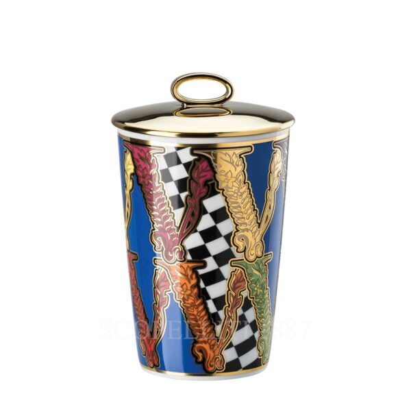 versace virtus scented candle
