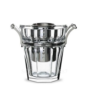 baccarat harcourt champagne cooler silver