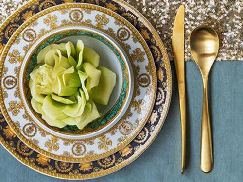 Versace Dinnerware Collection