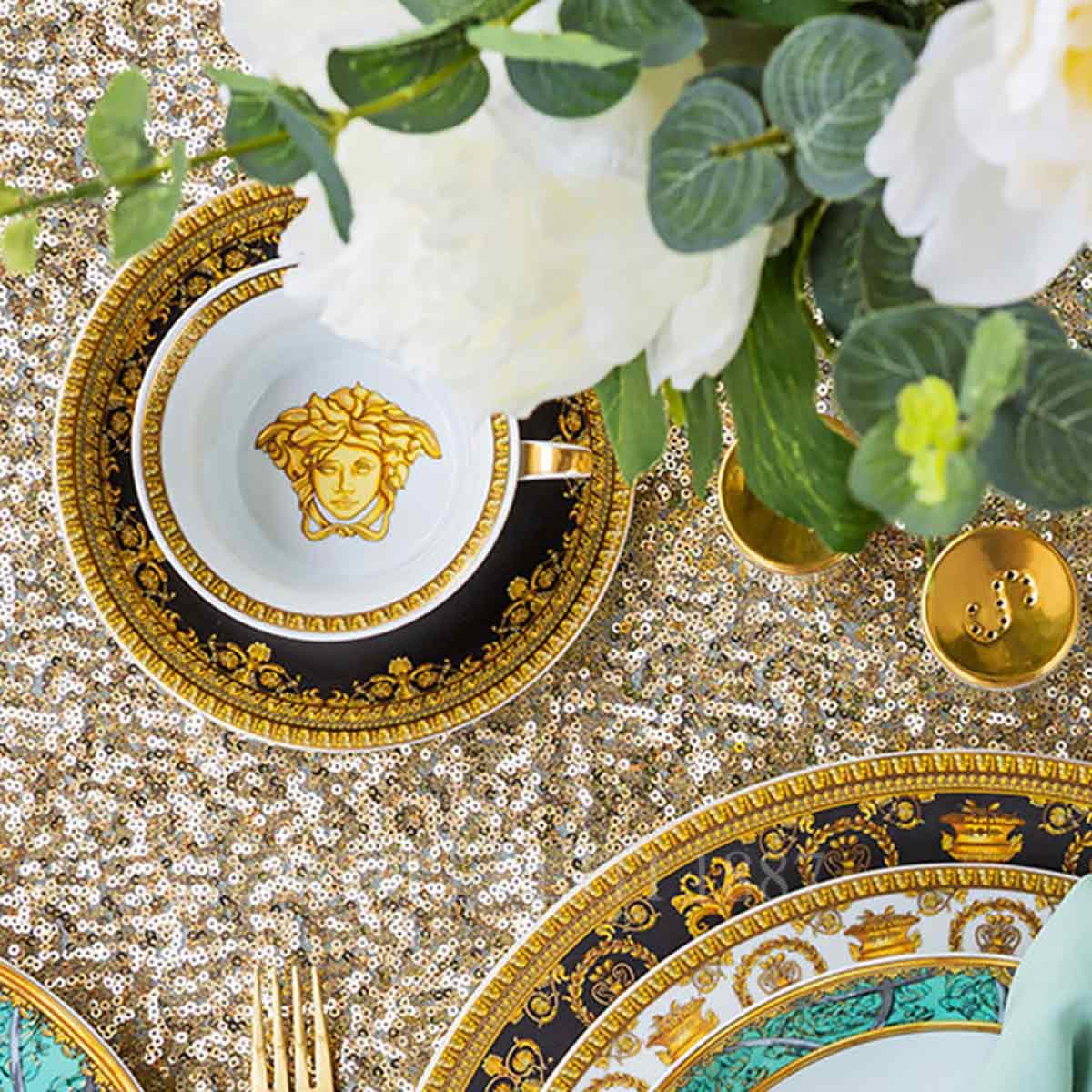versace i love baroque cup