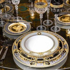 versace plate prestige gala tableware