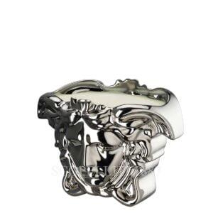 versace scented candle silver medusa grande
