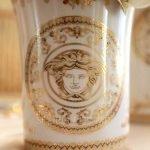 versace vase medusa gala