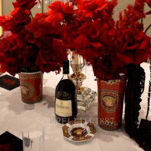 versace vases medusa