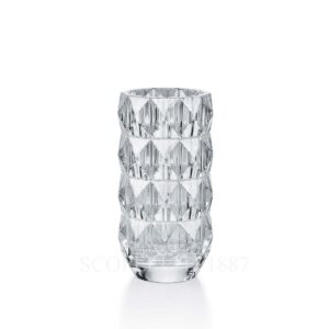 baccarat small round vase