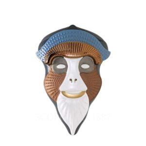 bosa brazza mask lead grey