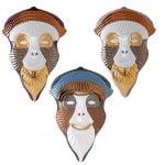 bosa brazza set of 3 masks