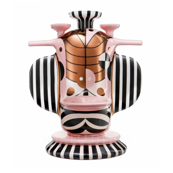 bosa duck elephant multivase pink limited edition