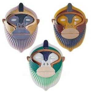 bosa kandti set of 3 masks