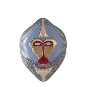 bosa mandrillus mask smoke grey