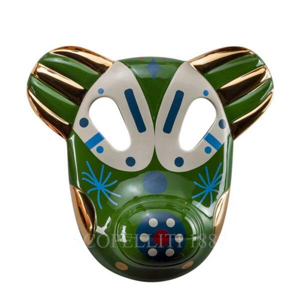 bosa maskhayon baile collection bear mask green