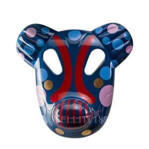 bosa maskhayon baile collection bear mask blue