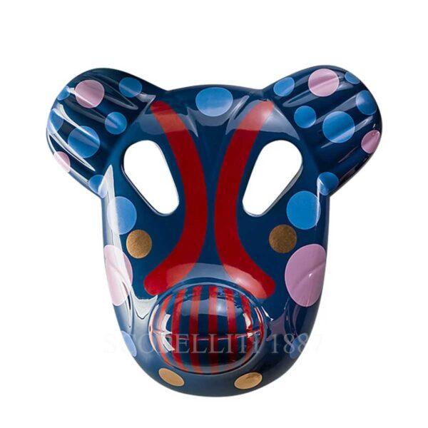 bosa maskhayon baile collection bear mask blue