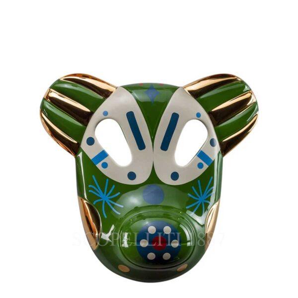 bosa maskhayon baile collection bear mask green small
