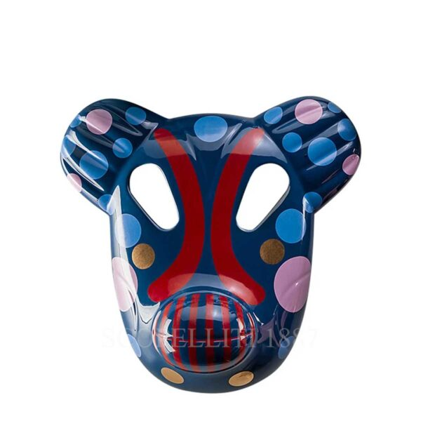 bosa maskhayon baile collection bear mask blue small