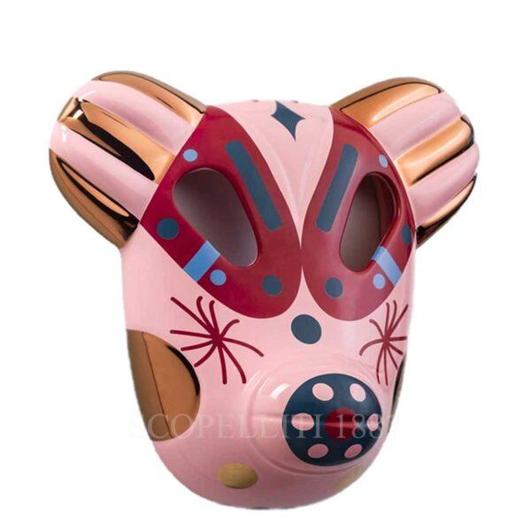 bosa maskhayon baile collection bear mask pink big