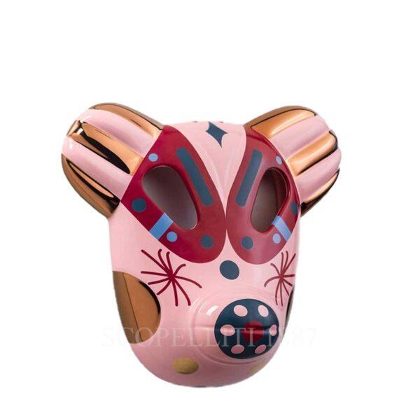 bosa maskhayon baile collection bear mask pink small